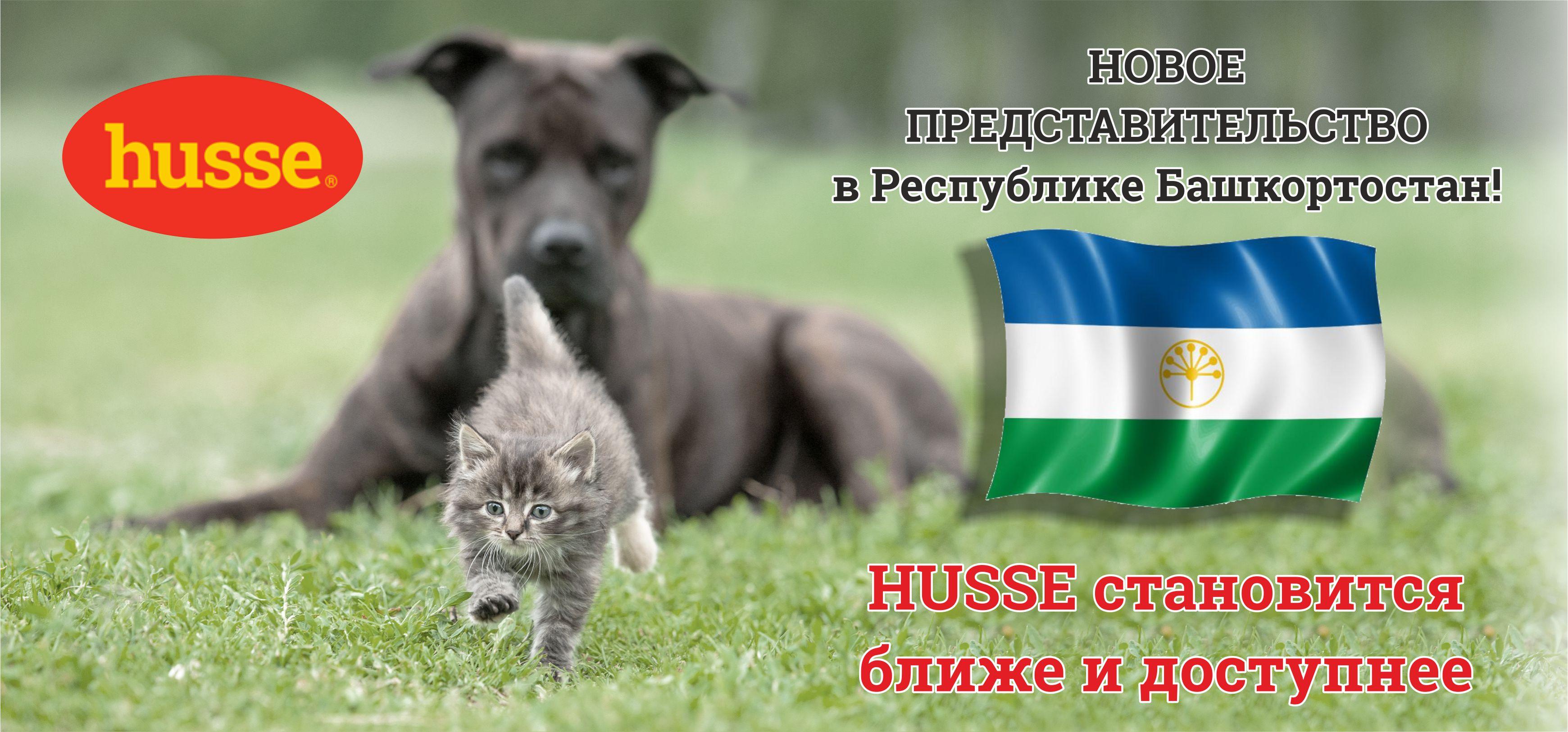 Представительство HUSSE в Башкортостане