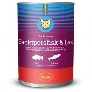 Sanktpersfisk & Lax