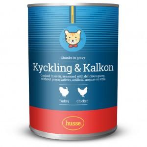 Kyckling & Kalkon