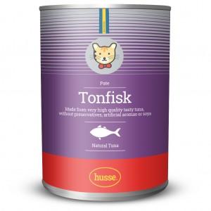 Консервы для кошек тунец  PATÉ TONFISK